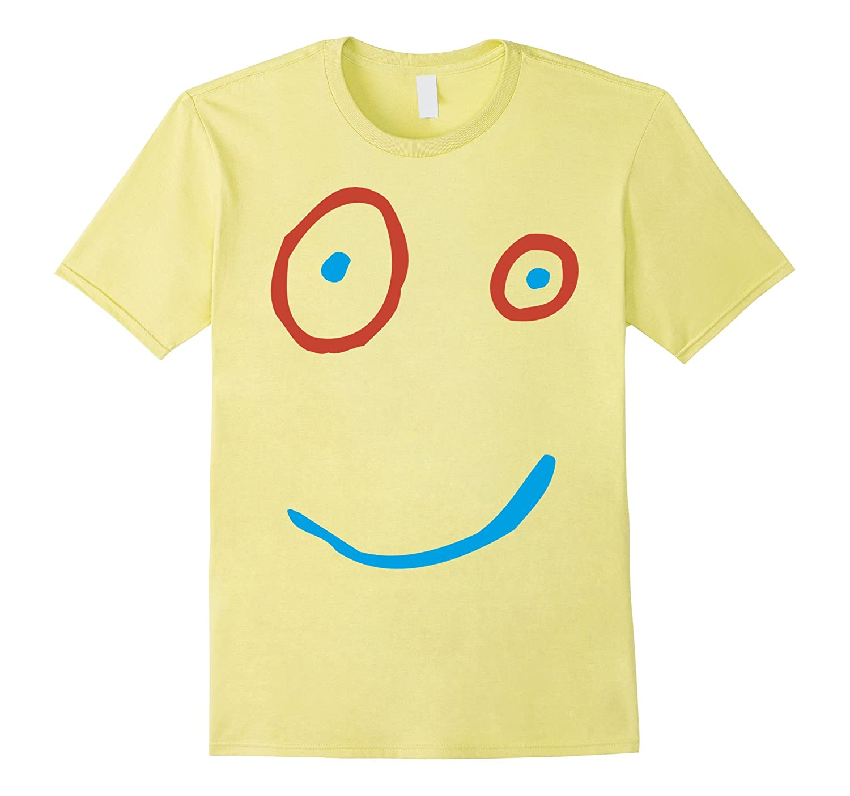 CN Ed, Edd n Eddy Plank Face Costume Graphic T-Shirt-RT ...