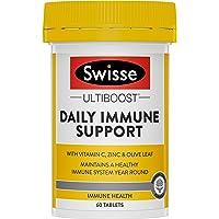 Swisse Ultiboost Daily Immune Support 60 Tab, 0.1300 kilograms
