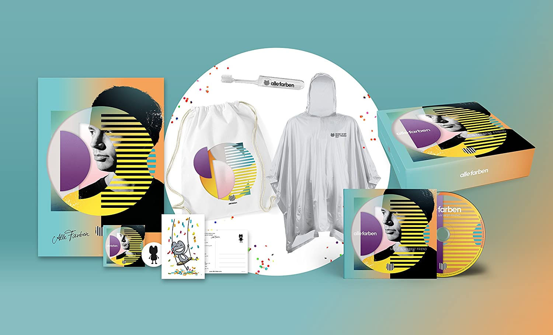 Music Is My Best Friend [Limitierte Festival Box] - Alle Farben ...