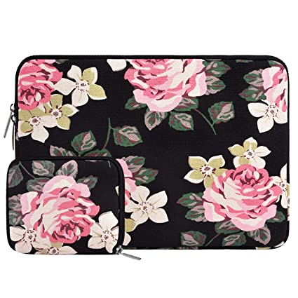 3b441930d218 MOSISO Laptop Sleeve Bag Compatible 15 Inch New MacBook Pro with Touch Bar  A1990 & A1707 2019 2018 2017 2016 with Small Case, 14 Inch ThinkPad ...