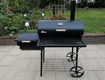 Tepro Grill Smoker Holzkohlegrill Milwaukee : Smoker grill kaufen zum besten preis dealsan deutschland