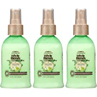 Garnier Hair Care Whole Blends Refreshing 5-in-1 Lightweight Detangler Spray with Green Apple & Green Tea Extracts for Normal Hair, 3 Count