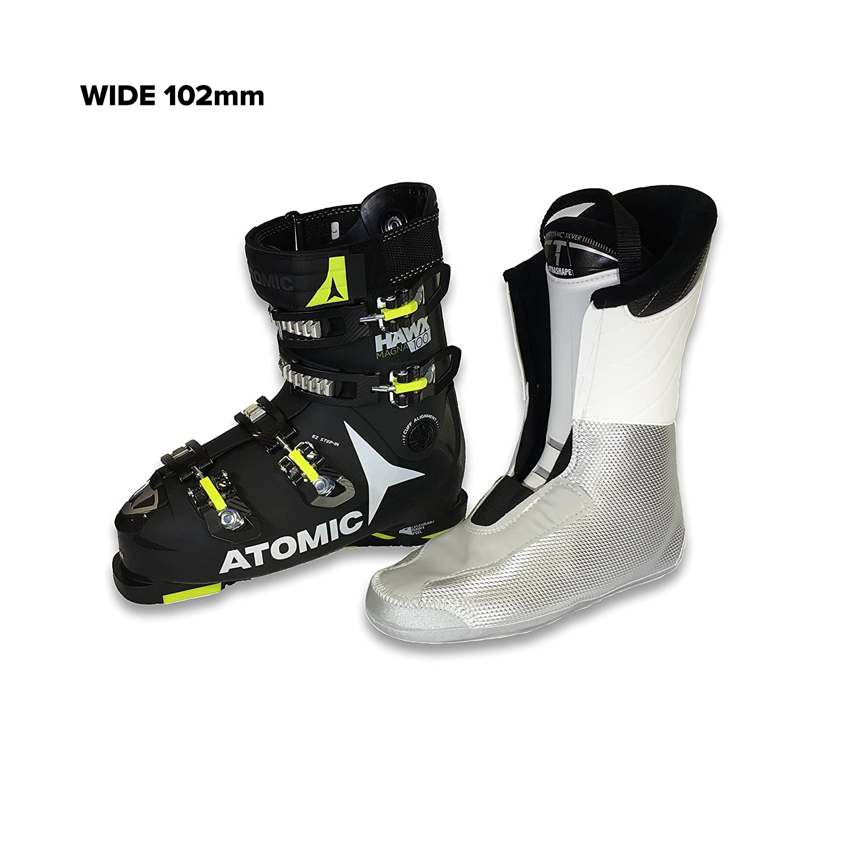 Amazon.com   Atomic Hawx Magna 100 Ski Boots Black Lime 25.0 25.5   Sports    Outdoors 4e6fba88cb08