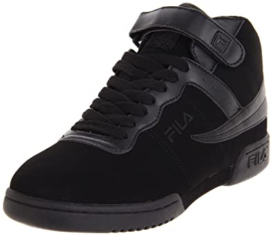 982636d486 Fila Men's F-13 Sneaker,Triple Black Synthetic and fabric,6.5 ...