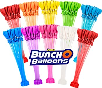 10-Pack Bunch O Balloons Rapid-Fill Water Balloons