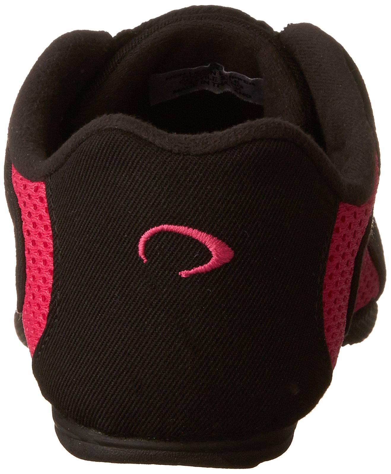 Bloch Dance Women's Amalgam Canvas Dance Sneaker, Hot Pink, 9.5 X(Medium) US by Bloch (Image #2)