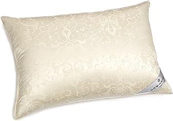 Eliasa Silk Down Pillow