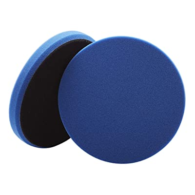 Formula 1 P-5 Heavy Cutting Foam Pad- Blue: Automotive