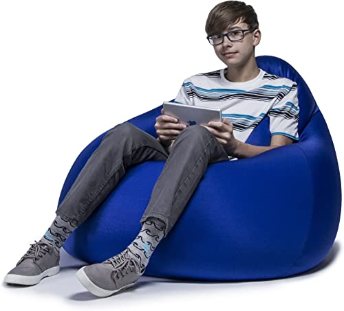 Best bean bag chair: Jaxx Nimbus Spandex Bean Bag Chair Furniture