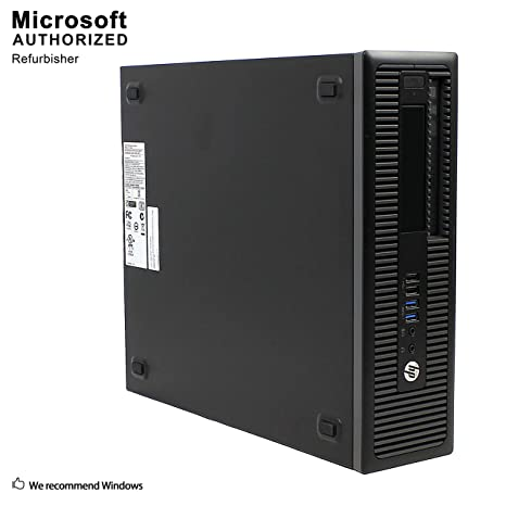 Amazon.com: 2018 HP EliteDesk 800 G2 SFF Business Desktop ...