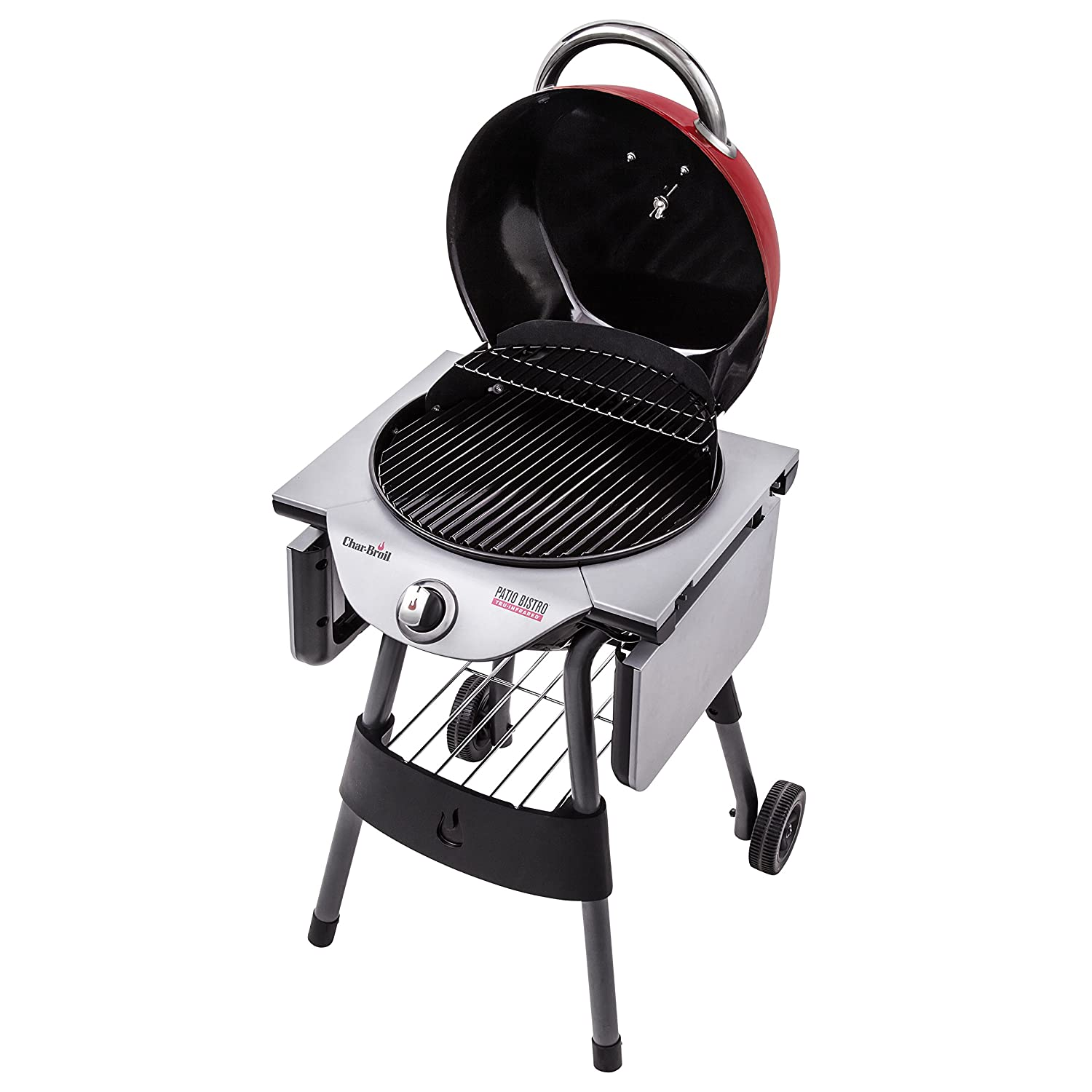 Char Broil TRU Infrared Electric Patio Bistro 240 Red Amazon