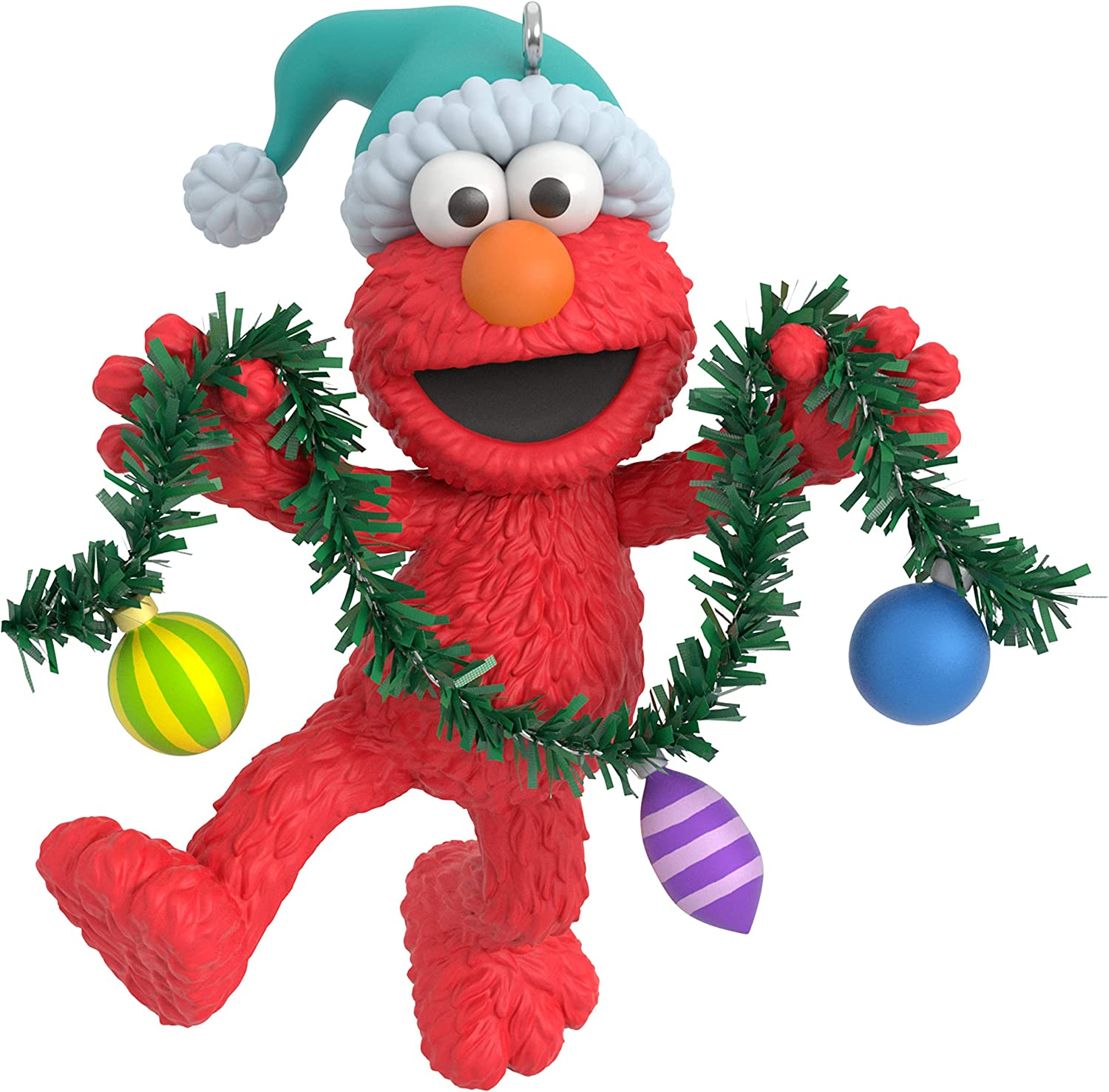 Sesame Street Christmas Special 2020 Amazon.com: Hallmark Keepsake Christmas Ornament 2020, Sesame