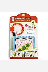 Fruits & Veggies: Tag-Along Children's Board Book (Tag Along Board) Board book