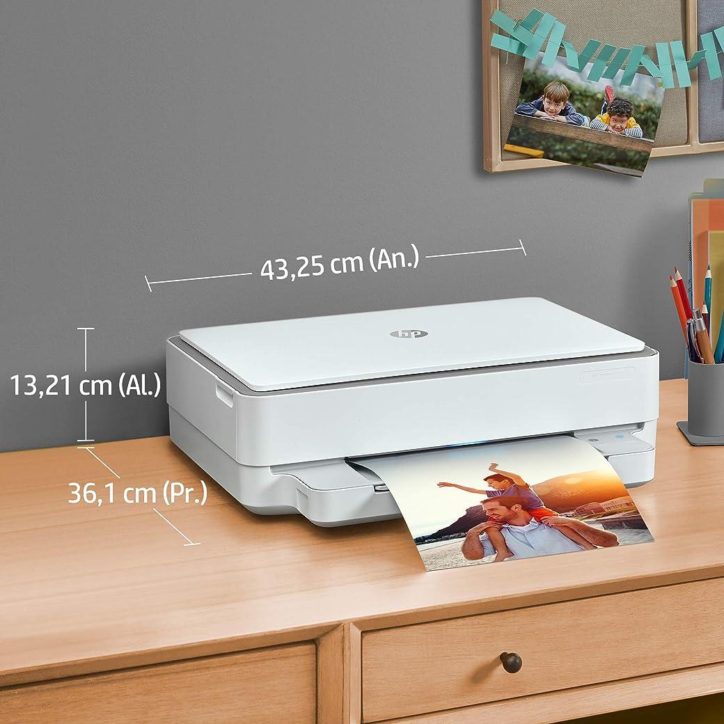 HP ENVY 6020 - Impresora Multifunción