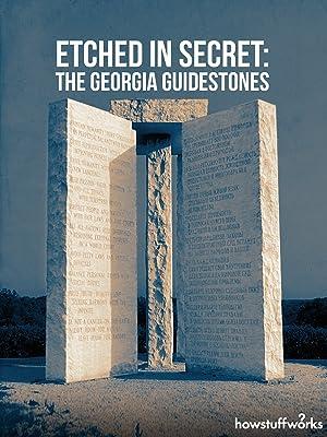 Amazon.com: Etched in Secret: The Georgia Guidestones: Ben Bowlin ...