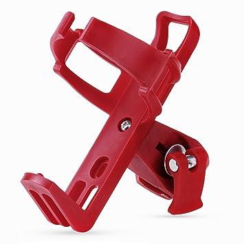 Lmeno ajustable-Bidón para bicicleta, diseño de botella de agua para bicicleta liberación rápida