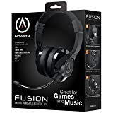 PowerA Fusion Wired Stereo Gaming Headset with