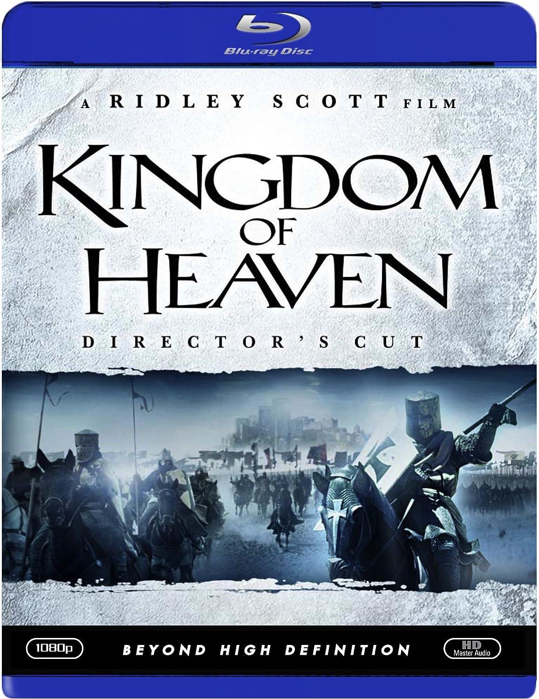Kingdom Of Heaven Blu Ray 2005 Us Import Amazon Co Uk Dvd Blu Ray