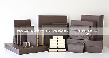 LV Boîte, Louis Vuitton emballage, étui, boîte cadeau, Boîte Vide – Boîte