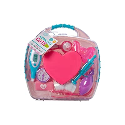 Honestly Cute Take Care Doctor Kit: Toys & Games [5Bkhe1205386]