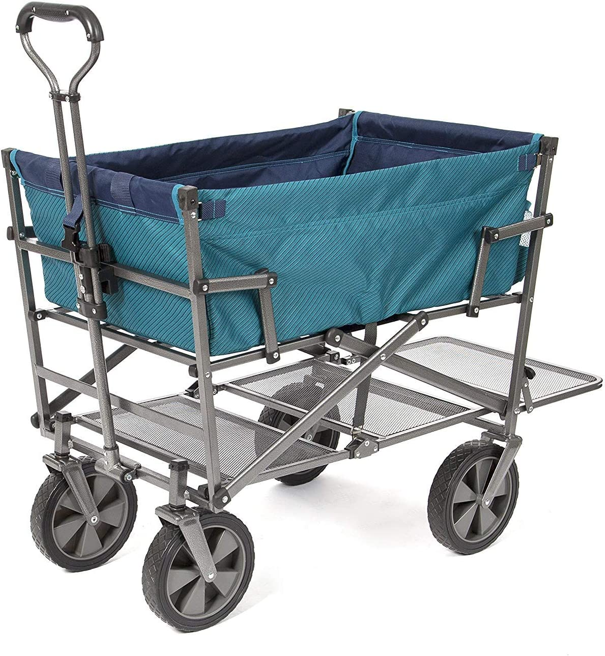 Mac Sports Double Decker DD-100 Teal, Wagon