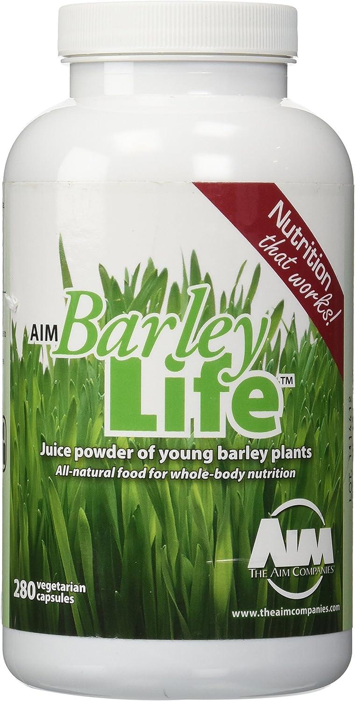 AIM BarleyLife – Barley Life Capsules 280-capsules