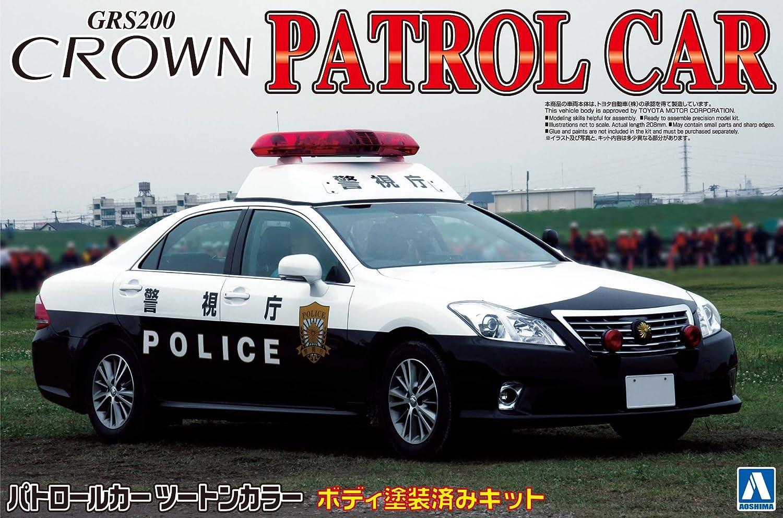 200 Crown Patrol Car Metropolitan Police Department [Patrol Type]