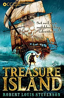 Where Was The Book Treasure Island Written
