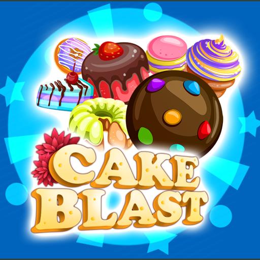 New Cake - Cake Blast Match 3 Game 2019