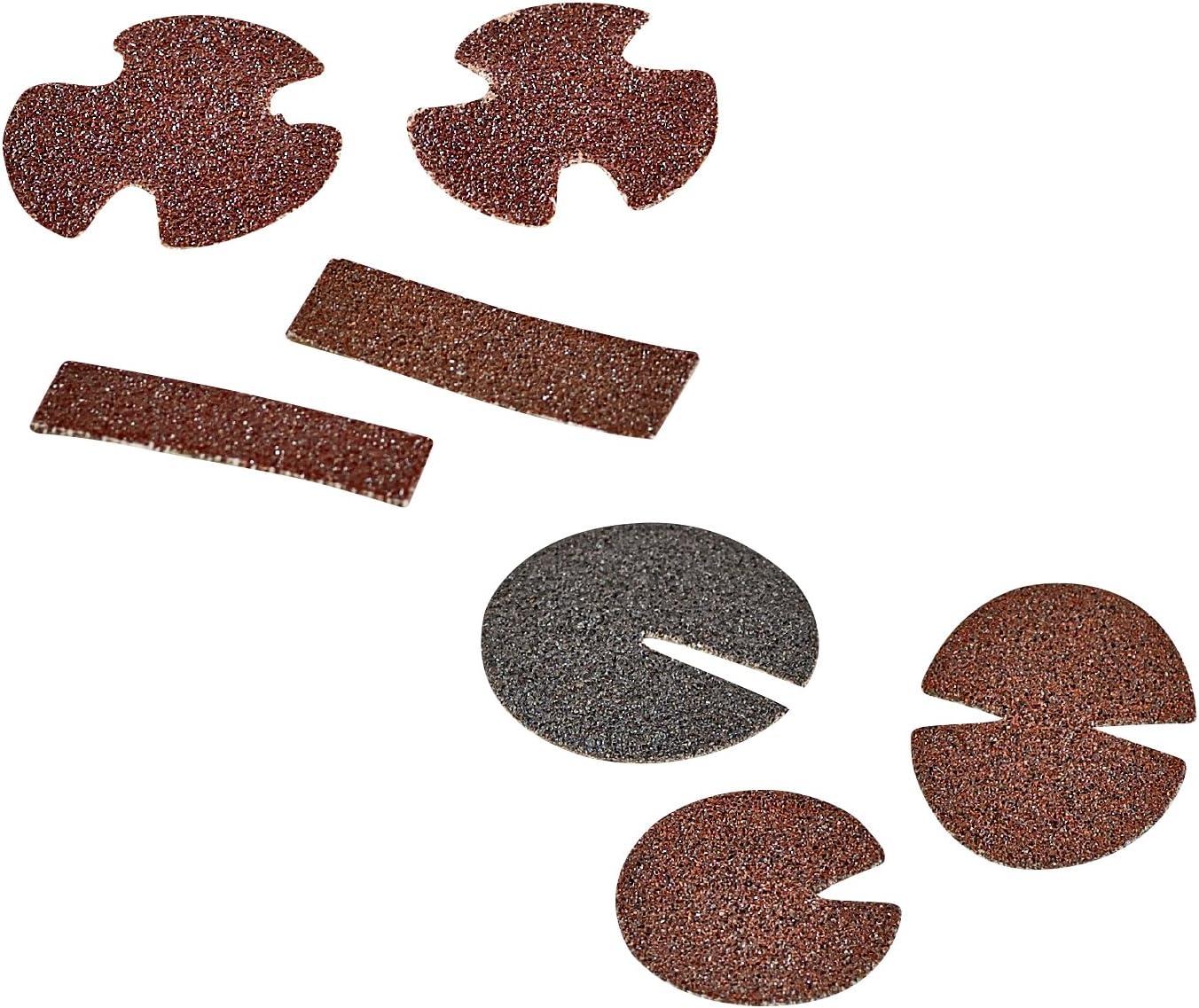 TipMaster TM61 6-in-1 Aluminum Pool Cue Tip Tool