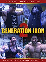 Amazon co uk: Watch Generation Iron 3 | Prime Video