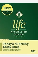 NLT Life Application Study Bible, Third Edition Kindle Edition