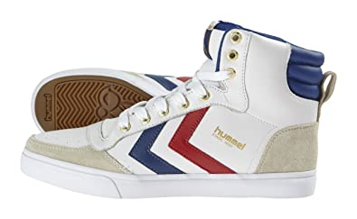 new product 0dd3c 400a0 Hummel Stadil, Unisex Adults' Hi-Top Sneakers