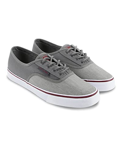 323e7d92619c UNSUNG HERO CHALLENGER GREY CHAMBRAY TRAINERS RRP £33 (9)  Amazon.co ...