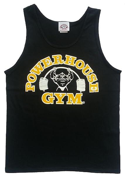 434e316b610f4 Powerhouse Gym PH321 Mens Tank Top - Athletic (L