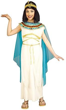 sc 1 st  Amazon UK & Girlu0027s Cleopatra Costume: Amazon.co.uk: Toys u0026 Games