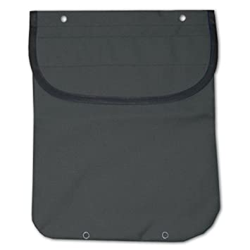 Amazon.com: Impermeable Clothespin Holder bolsa, Negro ...