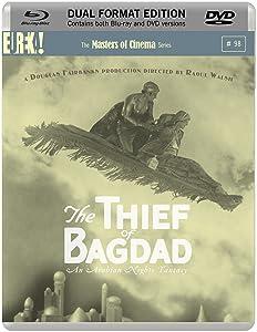 The Thief of Bagdad [Masters of Cinema] Dual Format (Blu-ray & DVD) (1924)