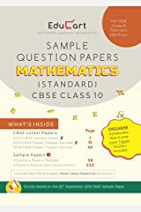 Educart CBSE Sample Question Papers Class 10 Mathematics (Standard) For 2020 Exam Kindle Edition