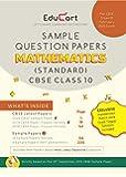 Educart CBSE Sample Question Papers Class 10 Mathematics (Standard) For February 2020 Exam