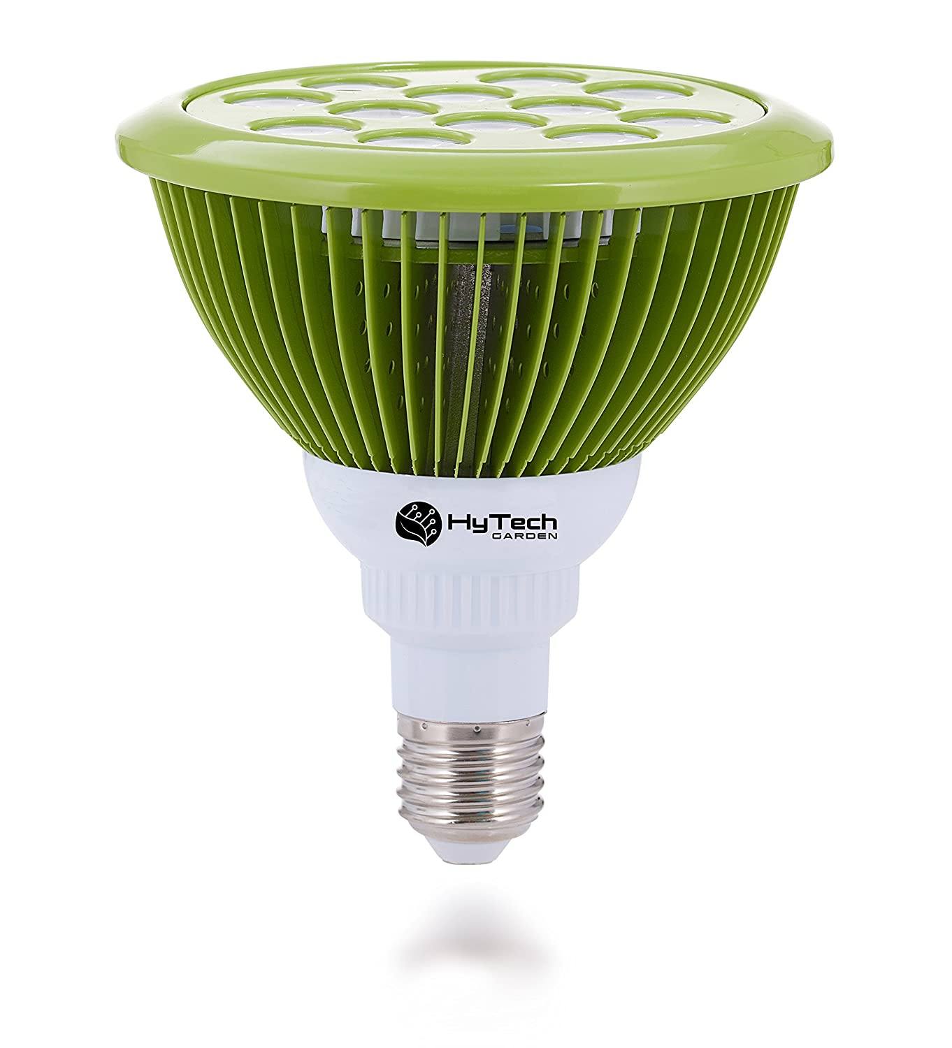 Amazon.com : HyTech Garden LED Grow Light Bulb For Indoor Gardening,  Hydroponics, Greenhouse Systems Great For Growing Herbs, Succulents,  Fruits, ...
