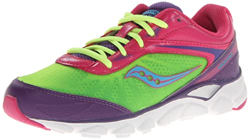 b4513bfffd74 Saucony Girls Varana Running Shoe