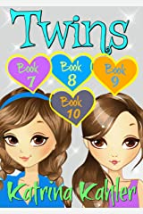 TWINS : Part Three - Books 7, 8, 9 & 10 : Books for Girls 9-12 Kindle Edition