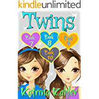TWINS : Part Three - Books 7, 8, 9 & 10 : Books for Girls 9-12