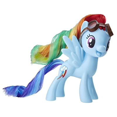 My Little Pony Friends Rainbow Dash: Toys & Games
