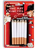 Fake Cigarettes - Pack of 6