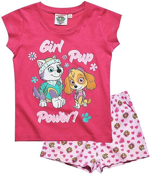 Paw Patrol - Pijama - para niña rosa rosa 4 años: Amazon.es: Ropa y accesorios