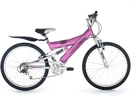 Raleigh ROX2407H - Bicicleta Infantil MTB para niña, 9 a 11 años ...