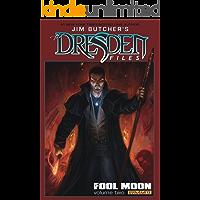 Jim Butcher's The Dresden Files: Fool Moon Vol. 2 (Jim Butcher's The Dresden Files: Complete Series) book cover