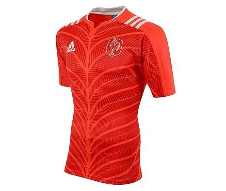 519f5e461d2f adidas France FFR Rugby Maillot d Entraînement de 15 16  Amazon.fr   Vêtements et accessoires